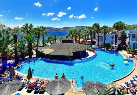 Ранни записвания за лято 2021 в Бодрум, Турция! 7 нощувки на база All Inclusive + басейн, собствен пясъчен плаж и СПА пакет в хотел Parkim Ayaz**** от Ню Сън Травел