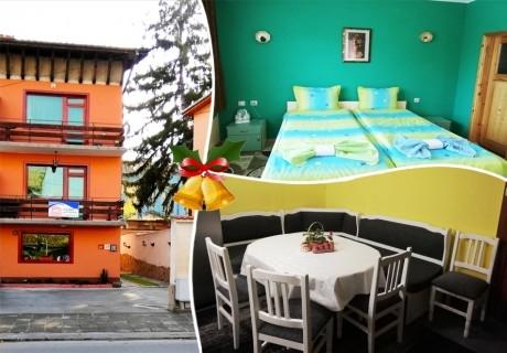 Коледа във Велинград! Наем на самостоястелна къща с капацитет 8 човека за 2 или 3 нощувки от къща за гости Цопанов