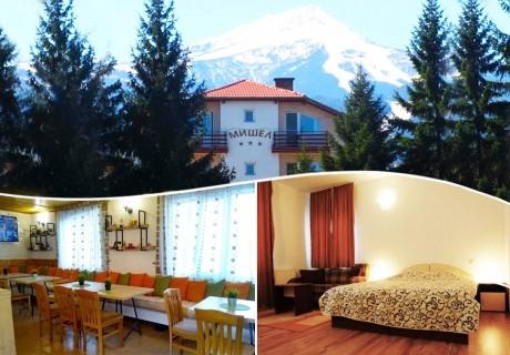 2 или 3 нощувки на човек със закуски* + транспорт до лифта в хотел Мишел***, Банско