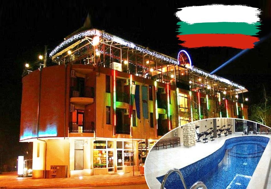 3-ти март в хотел Амбарица, Горна Оряховица! 1 или 2 нощувки на човек със закуски и празнична вечеря + басейн с джакуси и релакс пакет
