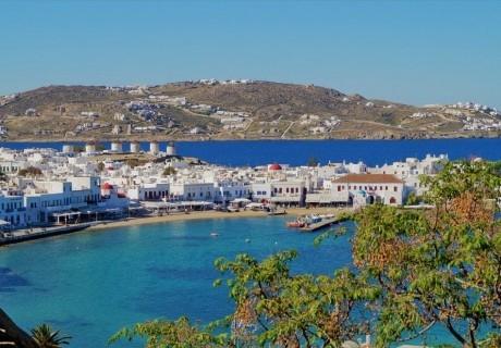Екскурзия до остров Миконос, Гърция. 4 нощувки на човек със закуски + транспорт и PCR тест от ТА България Травъл