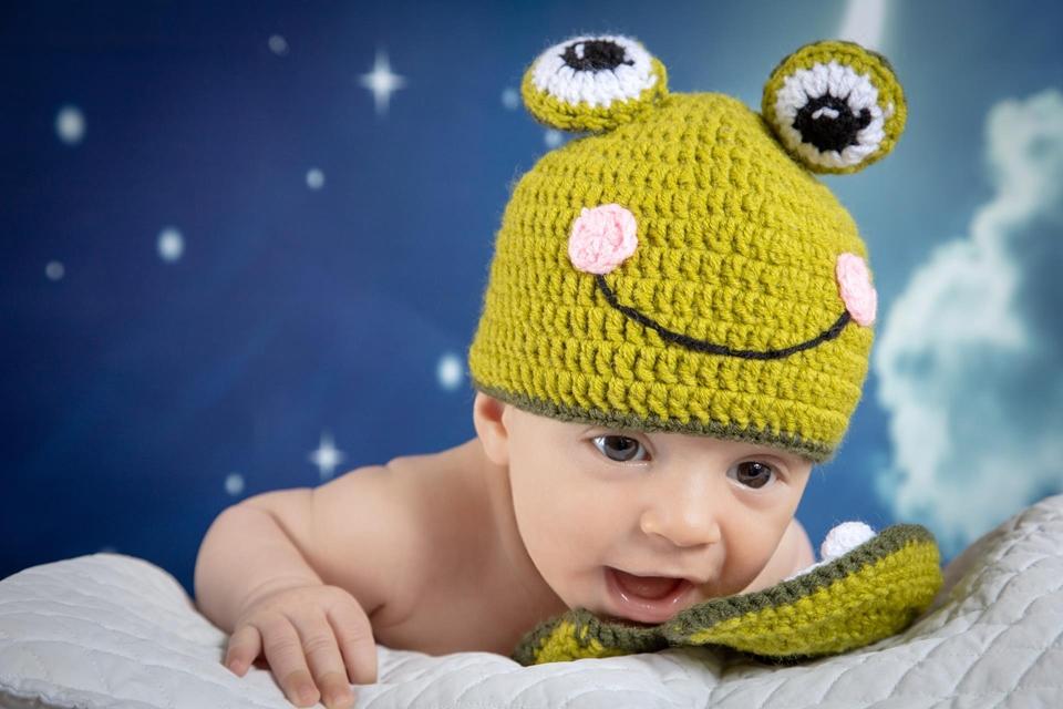 Детска фотосесия с времетраене 60 мин. от професионален фотограф Чавдар Арсов, София