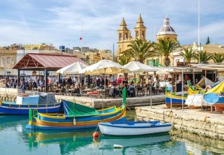 Екскурзия до Малта. Самолетен билет от София + 4 нощувки на човек със закуски в хотел 3*!