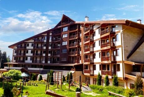 През март в Боровец! 3, 5 или 7 нощувки на човек в хотел Айсберг