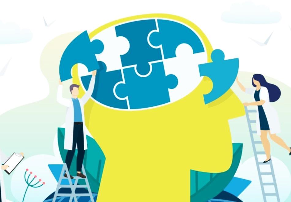"""Онлайн курс по """"Психология и здраве""""  с достъп до платформата 30 дни от The Academy Online"""