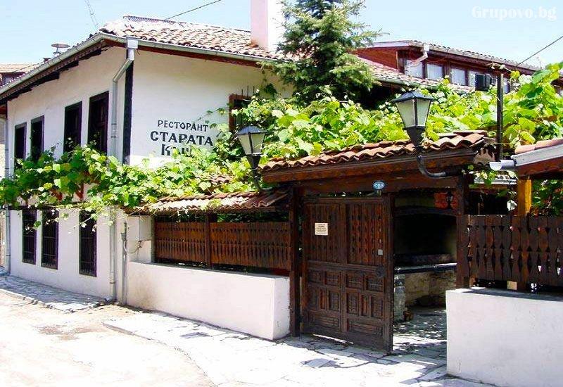 Наем на самостоятелна къща до 22- ма човека в Старата къща, Велинград