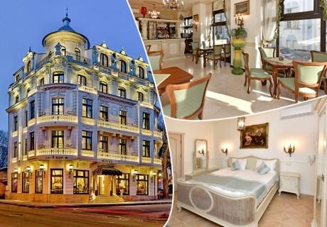 Нощувка на човек в хотел Роял, Варна