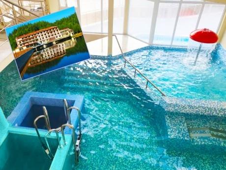 Уикенд в Родопите! 2 нощувки на човек със закуски + басейн и релакс зона от хотел Кремен, Кърджали.