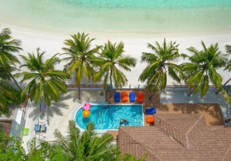 Почивка на Малдивите от април до ноември. Директен чартърен полет от София + 6 нощувки на човек със закуски, обеди и вечери в Paradise Island Resort & Spa 5*
