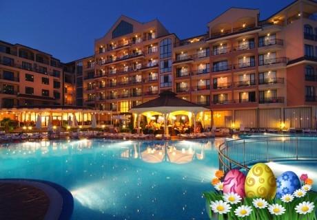 Великденски и Майски празници в Слънчев бряг! 3, 4 или 5 нощувки на човек на база All Inclusive в Хотел & СПА Диамант Резиденс****