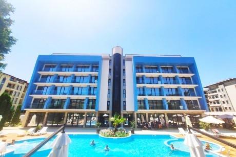 Лято 2021 в Слънчев Бряг! Нощувка на човек на база All inclusive + басейн в РЕНОВИРАНИЯ хотел Пауталия