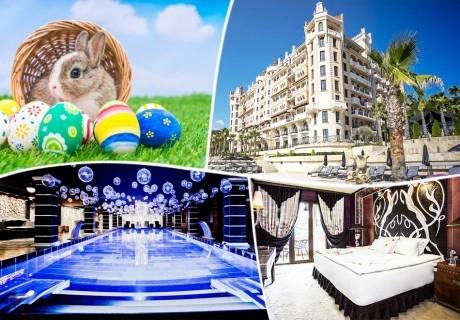 Великден в Елените! 2 или 3=4 нощувки на човек на база Ultra all inclusive + вътрешен и външен басейн от хотел Роял Касъл