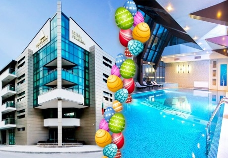Великден в СПА хотел Персенк, Девин*****! 3,4 или 5 нощувки на човек със закуски и празнична вечеря + СПА пакет