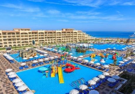 Почивка в Хургада, Египет от септември до ноември! Чартърен полет от София + 6 нощувки на човек на база All Inclusive в Albatros White Beach Resort 5* + 1 нощувка със закуска и вечеря в Кайро