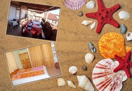 Нощувка за трима, четирима или петима в къща за гости Фенер, Поморие