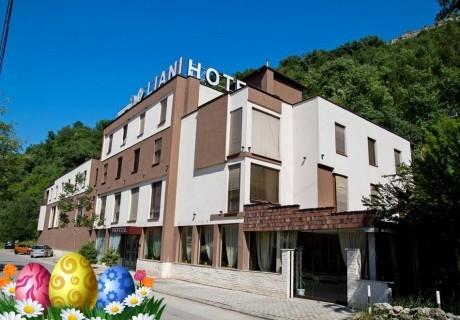 Великден в Ловеч. 1, 2 или 3 нощувки за двама със закуски и вечери, едната празнична, от хотел Лиани***