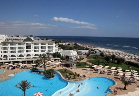 Почивка в Тунис от май до септември 2021. Чартърен полет от София + 7 нощувки на човек на база Ultra All Inclusive в хотел EL MOURADI PALM MARINA 5*, Сус!