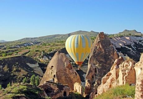 Екскурзия до Анталия и Кападокия, Турция през май и юни! Чартърен полет от София + 7 нощувки на човек със закуски и вечери в хотел 4*!