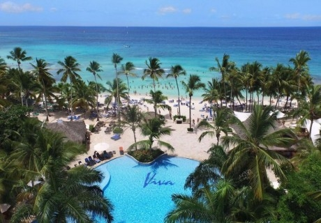 Почивка  в хотел VIVA WYNDHAM DOMINICUS BEACH 4*, Ла Романа, Доминикана от октомври до декември 2021. Чартърен полет от София + 7 нощувки на човек на база All Inclusive!
