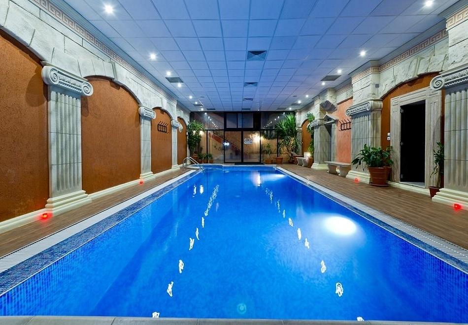 3 нощувки за ДВАМА със закуски + лечебен пакет Здраве + минерален басейн и СПА от Спа хотел Свети Никола****, Сандански