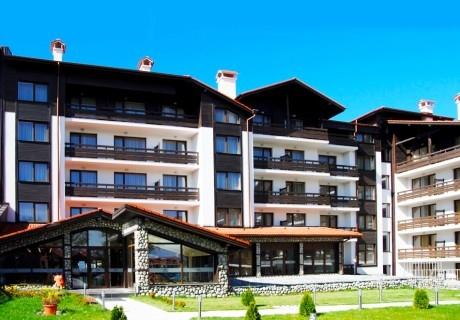 Нощувка на човек със закуска и вечеря* + басейн и релакс пакет в хотел Маунтин Парадайс край Орехите***, Банско