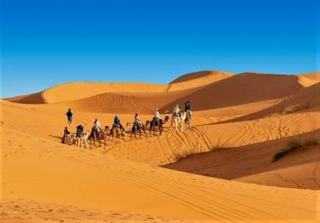 Екскурзия  през октомври до Маракеш и Агадир - перлите на Мароко! Чартърен полет от София + 3 нощувки на човек в Маракеш и 4 нощувки в Агадир със закуски и вечери!