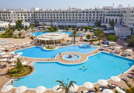 Почивка в хотел EL MOURADI EL MENZAH4*, Хамамет, Тунис 2021. Чартърен полет от София + 7 нощувки на човек на база All Inclusive!