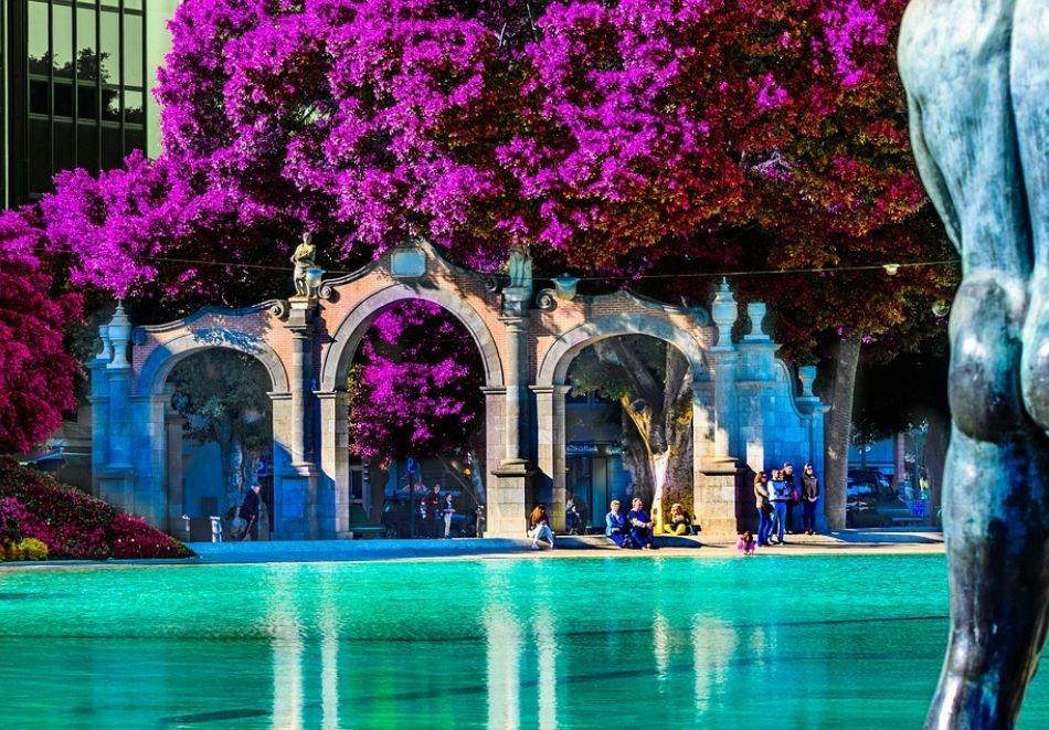 Почивка в LABRANDA SUITES COSTA ADEJE 4*, Тенерифе, Испания. Чартърен полет от София + 7 нощувки на човек със закуски и вечери!