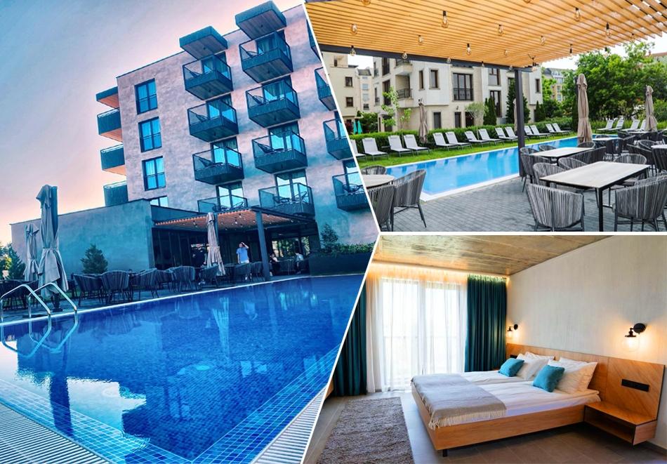 Нощувка със закуска* за двама или четирима + басейн в хотел Амара Шугар, Слънчев бряг