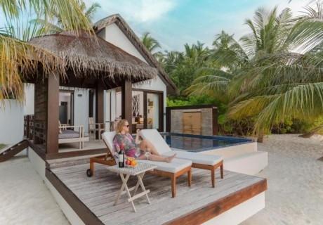 Почивка на Малдивите през октомври 2021. Директен чартърен полет от София + 7 нощувки на човек, база на изхранване по избор в хотел Bandos Island 4* !