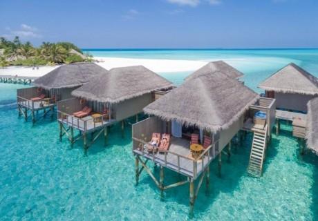 Почивка на Малдивите през октомври 2021. Директен чартърен полет от София + 7 нощувки на човек, база на изхранване по избор в хотел Meeru Island Resort & Spa 4* !