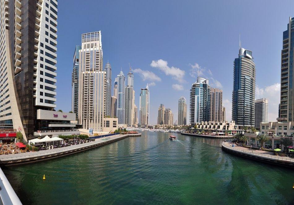 ЕСЕН 2021! Почивка в Дубай от септември до декември! Самолетен билет от София + 7 нощувки на човек със закуски в хотел 3* или 4* + 7 вечери + 3 екскурзии!