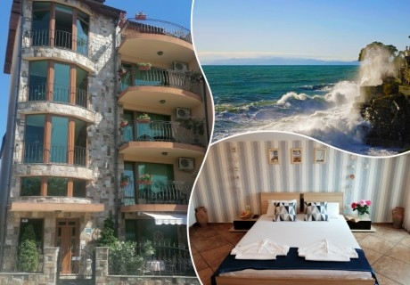 Юли и август в Созопол! 3+ нощувки на човек от стаи за гости Морено