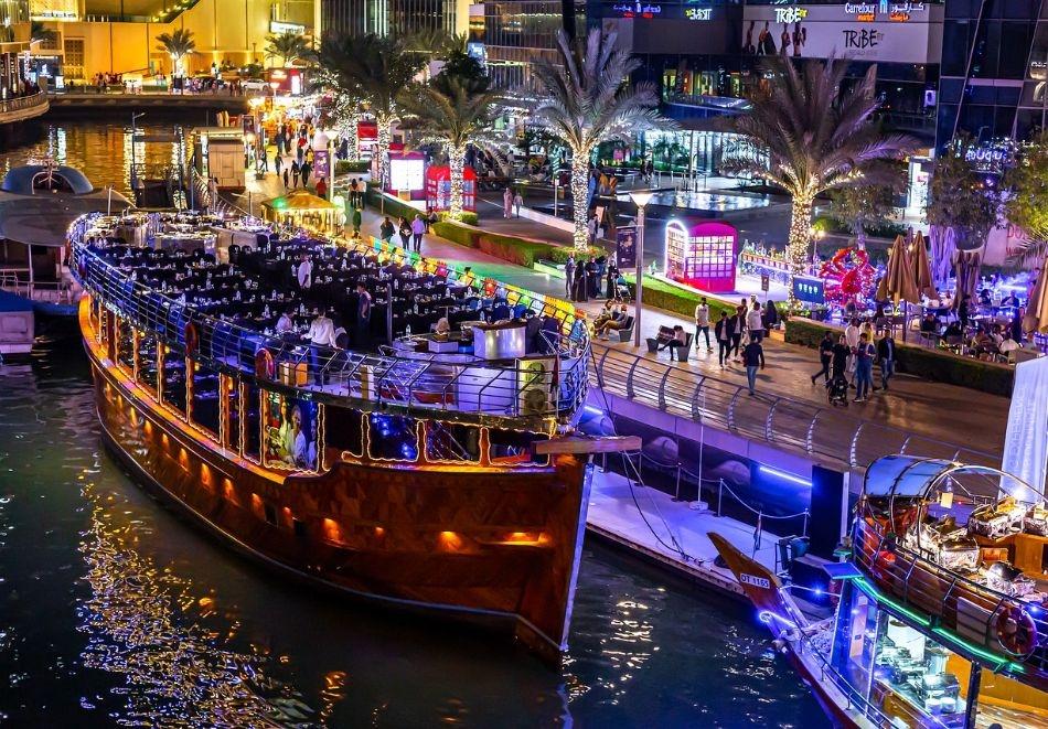 ЕСЕН 2021! Почивка в Дубай от септември до декември! Самолетен билет на Fly Dubai от София + 4 нощувки на човек със закуски в хотел 3* или 4* + 4 вечери + 3 екскурзии!