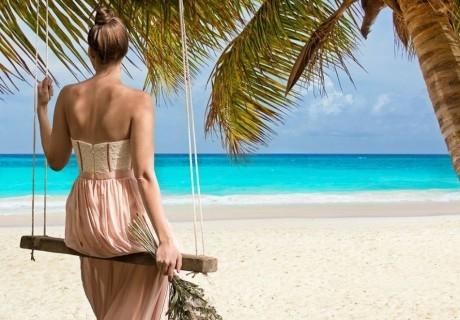 Почивка в хотел Club Hotel Riu Bambu 5*, Пунта Кана, Доминиканска Република от октомври до декември 2021. Чартърен полет от София + 7 нощувки на човек на база All Inclusive!