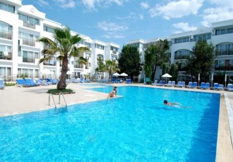 Почивка през август и септември в MAYA GOLF SIDE HOTEL 5*, Сиде, Турция. Чартърен полет от София + 7 нощувки на човек на база All Inclusive!