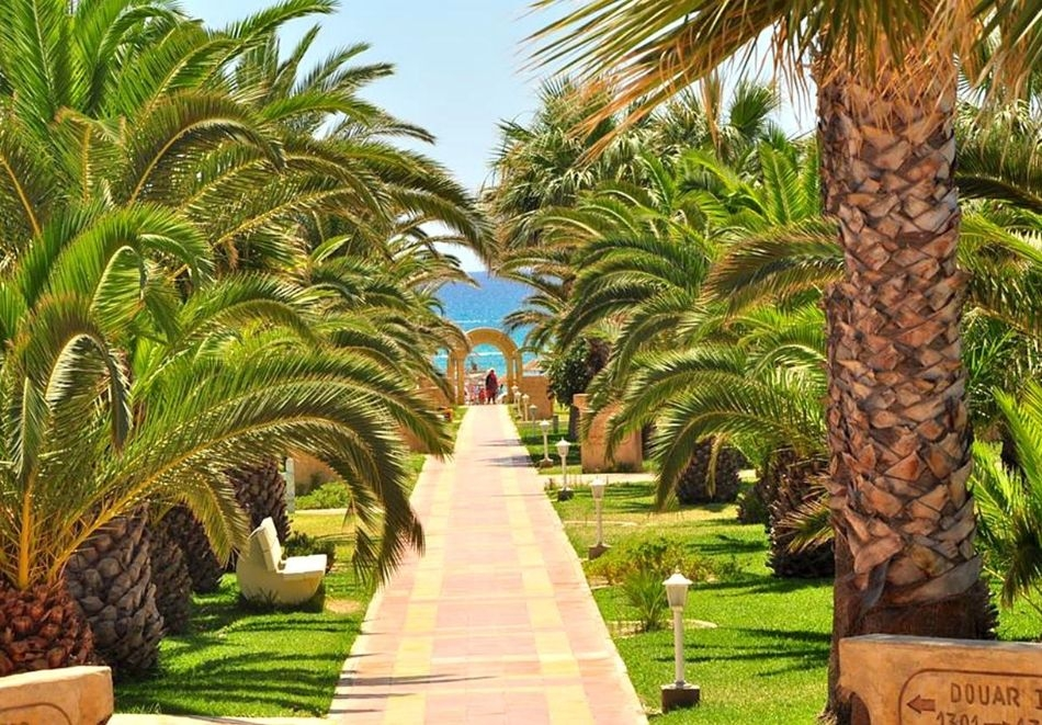 Почивка в хотел  CLUB NOVOSTAR DAR KHAYAM 3*, Хамамет, Тунис през август и септември 2021. Чартърен полет от София + 7 нощувки на човек на база All Inclusive!