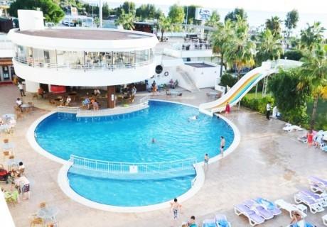 Почивка в DRITA HOTEL RESORT & SPA 5*, Алания, Турция през август и септември 2021. Чартърен полет от София + 7 нощувки на човек на база Ultra All Inclusive!