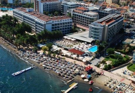 Почивка в PASA BEACH HOTEL 4*, Мармарис, Турция през август и септември 2021. Чартърен полет от София + 7 нощувки на човек на база All Inclusive!