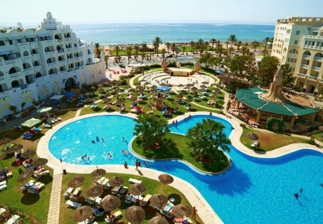 Почивка в хотел LELLA BAYA & THALASSO 4*, Монастир, Тунис 2021. Чартърен полет от София + 7 нощувки на човек на база All Inclusive!