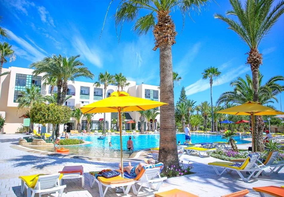 Почивка в хотел NEROLIA HOTEL & SPA 4*, Монастир, Тунис 2021. Чартърен полет от София + 7 нощувки на човек на база All Inclusive!