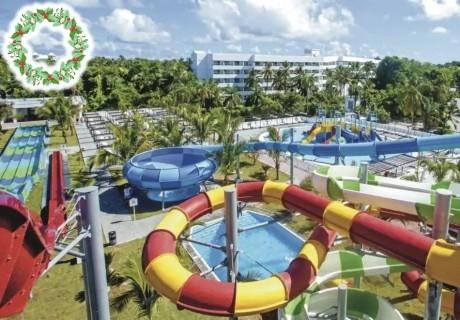 Коледа в Доминикана! Почивка в хотел  RIU NAIBOA 4*, Пунта Кана! Чартърен полет от София + 6 нощувки на човек, на база All Inclusive!
