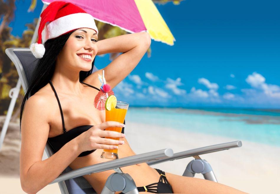 Нова година 2022 в Доминикана! Почивка в хотел RIU NAIBOA 4*, Пунта Кана! Чартърен полет от София + 8 нощувки на човек, на база All Inclusive!