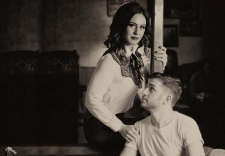 Романтична фотосесия за двойки с времетраене 3 часа + 10 обработени кадъра и 3 разпечатани снимки от професионален фотограф Тонино Петков, Пловдив