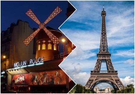 Уикенд екскурзия в Париж, Франция! Самолетен билет от София + 3 нощувки на човек със закуски + обиколка на Париж с екскурзовод!