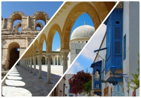 Екскурзия до Тунис! Чартърен полет от София + 7 нощувки на човек със закуски и вечери и 4 обяда + екскурзия до Тунис, Картаген и Сиди Бу Саид!
