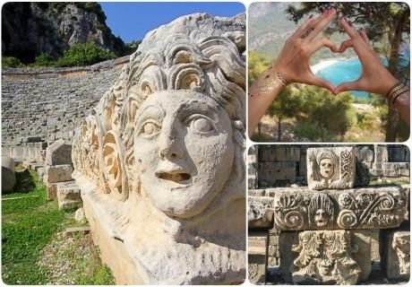 Екскурзия на 06.10.21 до Анталия, Турция. Самолетен билет от София + 7 нощувки на човек със закуски в хотел Crowne Plaza Antalya 5* + 3 екскурзии!