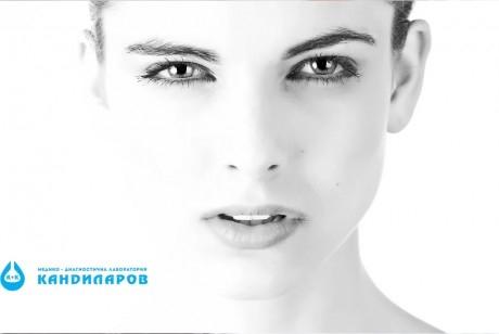 Пакет изследвания 5 хормона за жени от Лаборатории Кандиларов