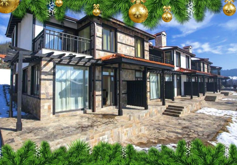 Коледа в къщи за гости КООП Добринище! 1 или 3 нощувки до 5 човека, настанени в самостоятелна двуетажна вила