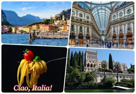 Italia, amore mio! Екскурзия до Милано, Верона и езерото Гарда с включени туристически програми! Самолетен билет от София + 2 нощувки на човек със закуски в хотел 3*!
